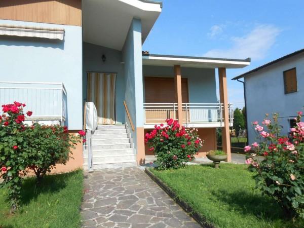 Villa in vendita a Monte Cremasco, Residenziale, Con giardino, 220 mq - Foto 3