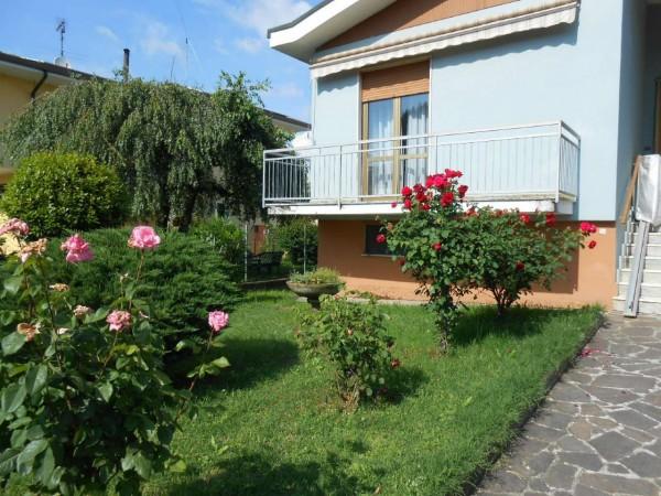 Villa in vendita a Monte Cremasco, Residenziale, Con giardino, 220 mq - Foto 66