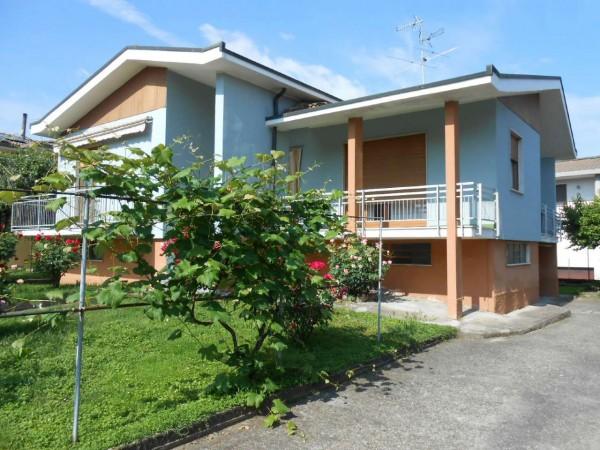 Villa in vendita a Monte Cremasco, Residenziale, Con giardino, 220 mq - Foto 8