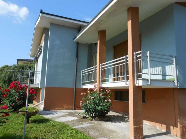 Villa in vendita a Monte Cremasco, Residenziale, Con giardino, 220 mq - Foto 15
