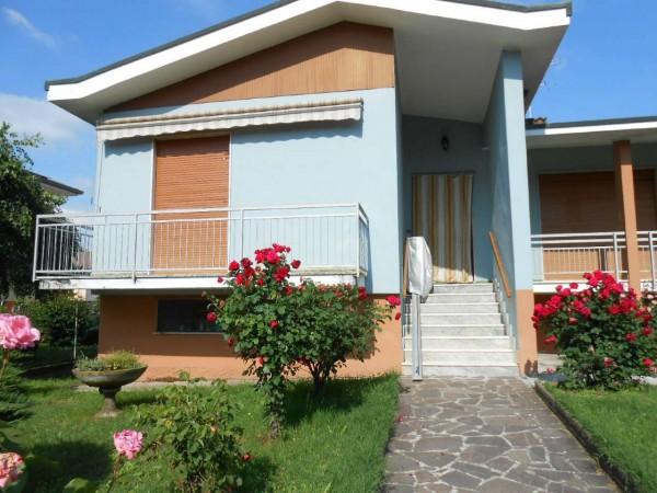 Villa in vendita a Monte Cremasco, Residenziale, Con giardino, 220 mq - Foto 2