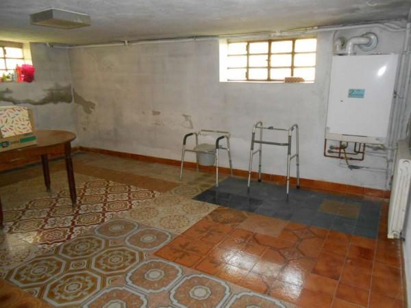 Villa in vendita a Monte Cremasco, Residenziale, Con giardino, 220 mq - Foto 26