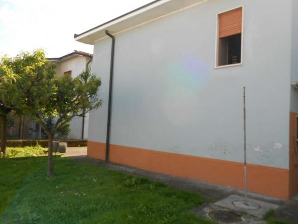 Villa in vendita a Monte Cremasco, Residenziale, Con giardino, 220 mq - Foto 13