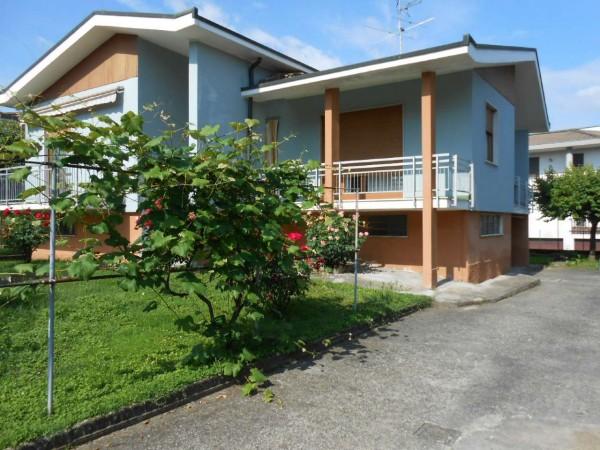 Villa in vendita a Monte Cremasco, Residenziale, Con giardino, 220 mq - Foto 7