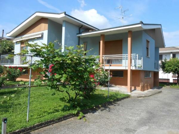 Villa in vendita a Monte Cremasco, Residenziale, Con giardino, 220 mq - Foto 17