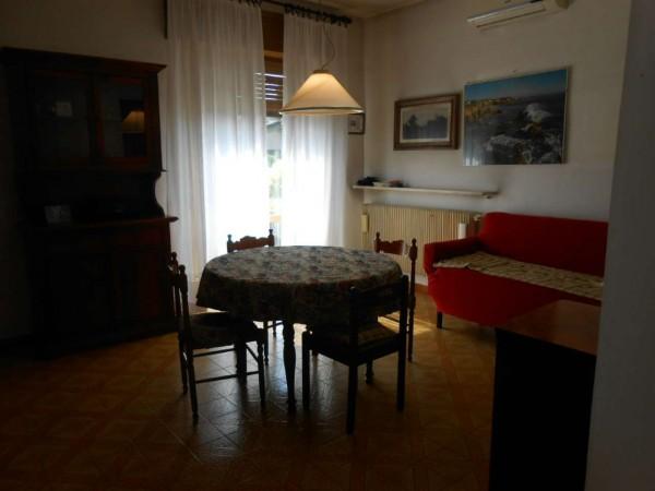 Villa in vendita a Monte Cremasco, Residenziale, Con giardino, 220 mq - Foto 47