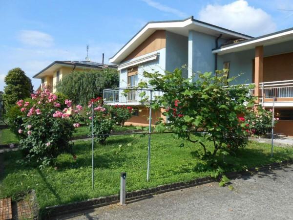 Villa in vendita a Monte Cremasco, Residenziale, Con giardino, 220 mq - Foto 68