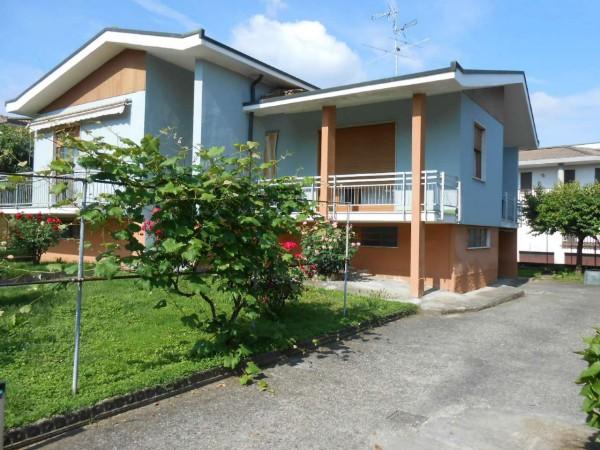 Villa in vendita a Monte Cremasco, Residenziale, Con giardino, 220 mq - Foto 16