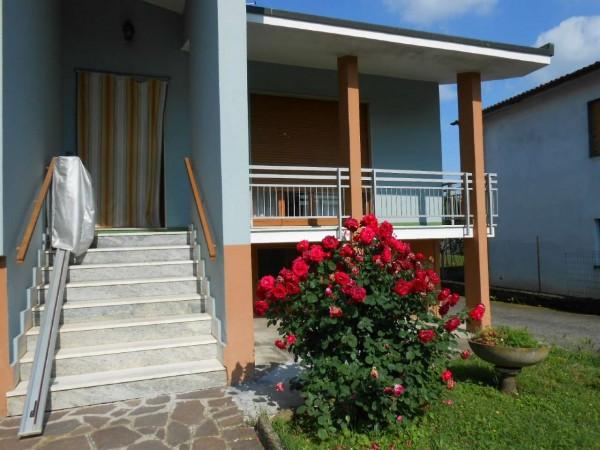 Villa in vendita a Monte Cremasco, Residenziale, Con giardino, 220 mq - Foto 61