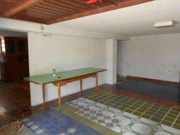 Villa in vendita a Monte Cremasco, Residenziale, Con giardino, 220 mq - Foto 19