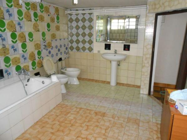 Villa in vendita a Monte Cremasco, Residenziale, Con giardino, 220 mq - Foto 20