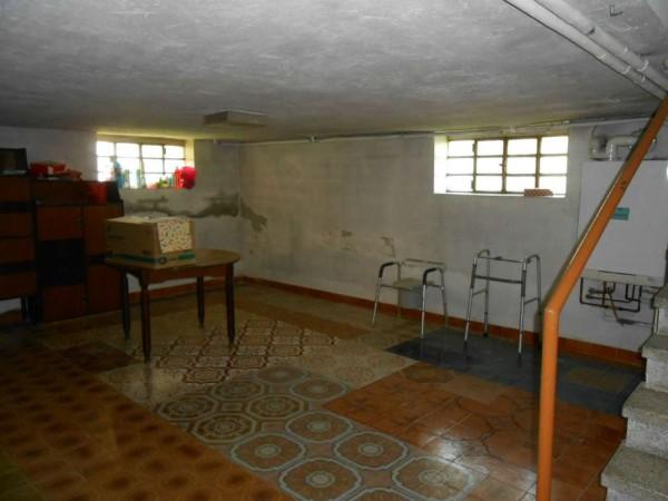 Villa in vendita a Monte Cremasco, Residenziale, Con giardino, 220 mq - Foto 25