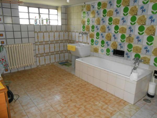 Villa in vendita a Monte Cremasco, Residenziale, Con giardino, 220 mq - Foto 72