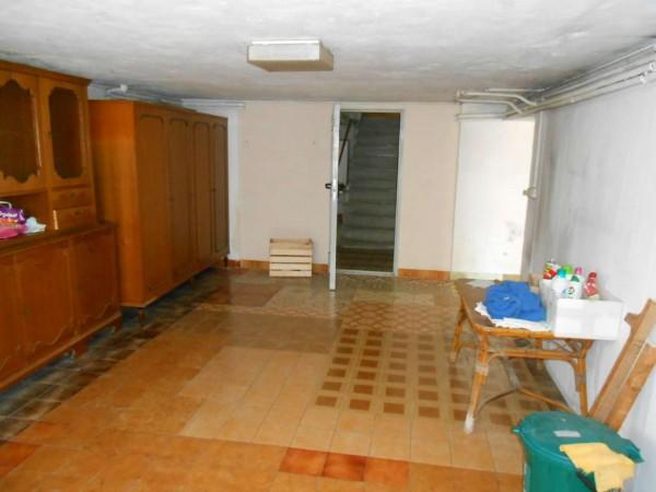 Villa in vendita a Monte Cremasco, Residenziale, Con giardino, 220 mq - Foto 23