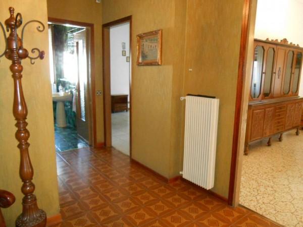 Villa in vendita a Monte Cremasco, Residenziale, Con giardino, 220 mq - Foto 59