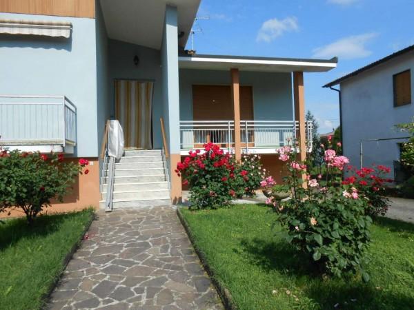 Villa in vendita a Monte Cremasco, Residenziale, Con giardino, 220 mq - Foto 9