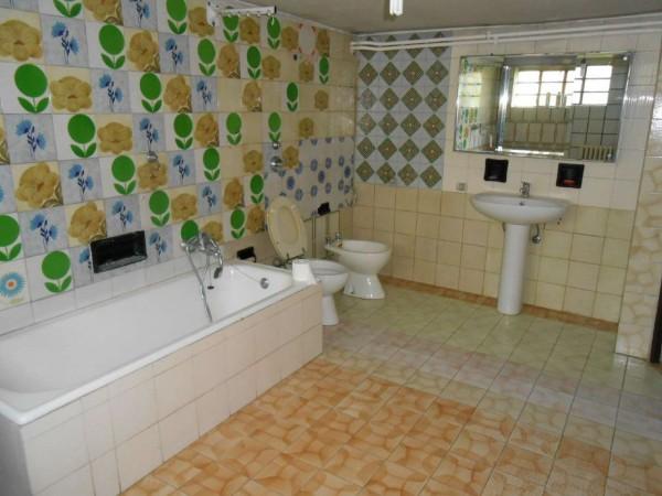 Villa in vendita a Monte Cremasco, Residenziale, Con giardino, 220 mq - Foto 21