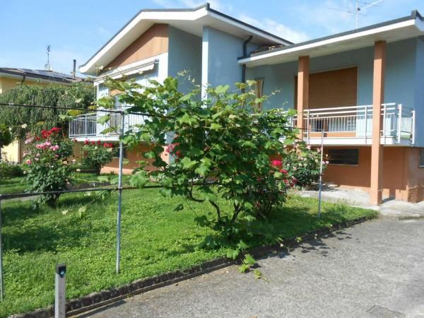Villa in vendita a Monte Cremasco, Residenziale, Con giardino, 220 mq - Foto 6