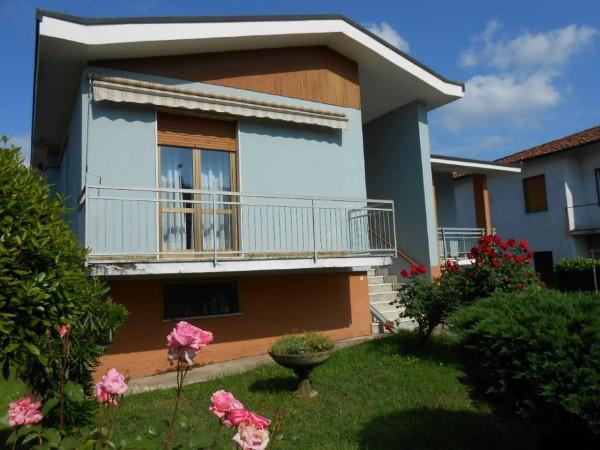 Villa in vendita a Monte Cremasco, Residenziale, Con giardino, 220 mq - Foto 12