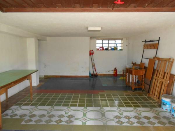 Villa in vendita a Monte Cremasco, Residenziale, Con giardino, 220 mq - Foto 18