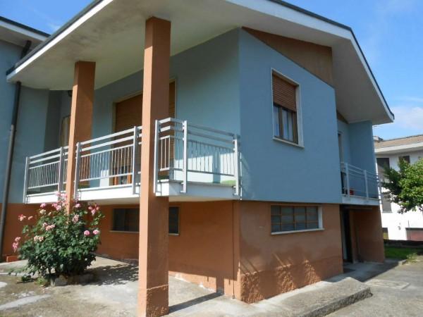 Villa in vendita a Monte Cremasco, Residenziale, Con giardino, 220 mq - Foto 65