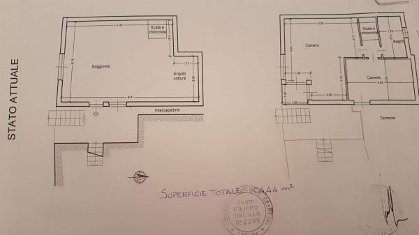 Villa in vendita a Avegno, Posato, Con giardino, 150 mq - Foto 4