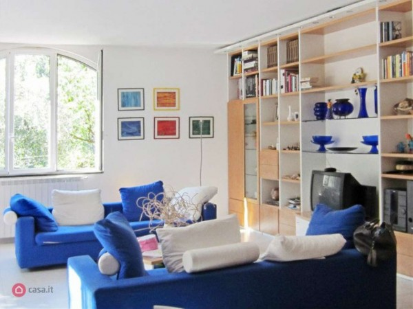 Villa in vendita a Avegno, Posato, Con giardino, 150 mq - Foto 2