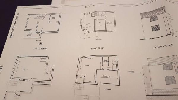 Villa in vendita a Avegno, Posato, Con giardino, 150 mq - Foto 6
