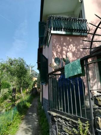 Villa in vendita a Avegno, Posato, Con giardino, 150 mq - Foto 1