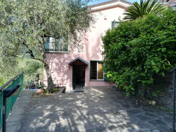 Villa in vendita a Avegno, Posato, Con giardino, 150 mq - Foto 19