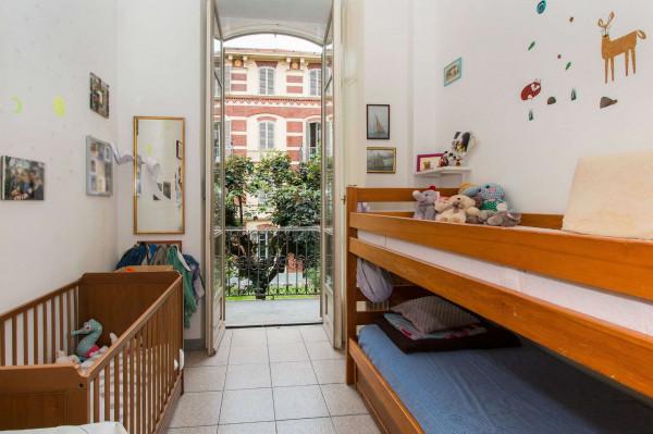 Appartamento in vendita a Torino, Con giardino, 88 mq - Foto 10