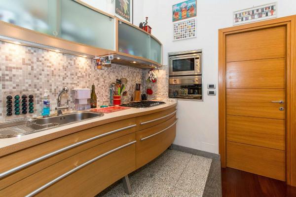 Appartamento in vendita a Torino, Con giardino, 88 mq - Foto 13