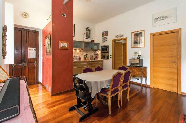 Appartamento in vendita a Torino, Con giardino, 88 mq - Foto 6
