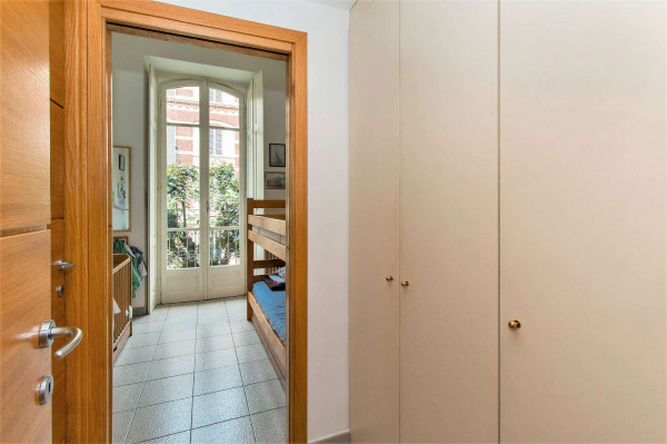 Appartamento in vendita a Torino, Con giardino, 88 mq - Foto 9