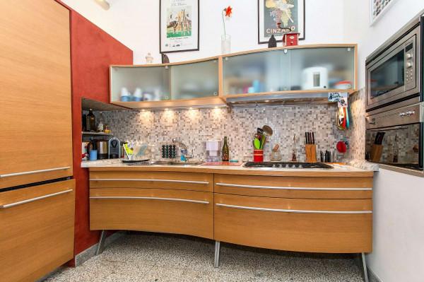 Appartamento in vendita a Torino, Con giardino, 88 mq - Foto 14