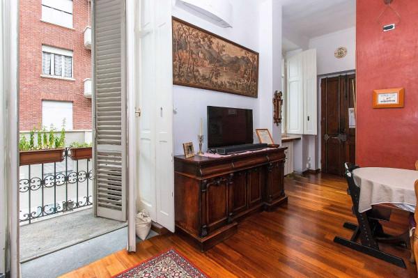 Appartamento in vendita a Torino, Con giardino, 88 mq - Foto 7