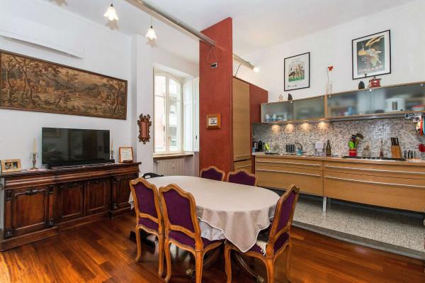Appartamento in vendita a Torino, Con giardino, 88 mq