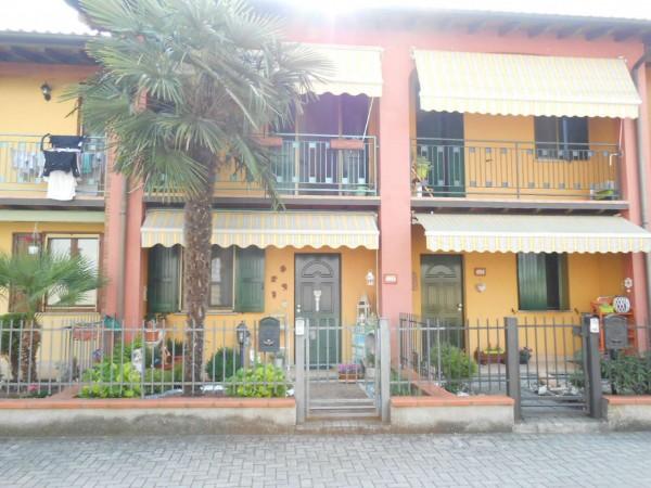 Villa in vendita a Casale Cremasco-Vidolasco, Residenziale, Con giardino, 139 mq