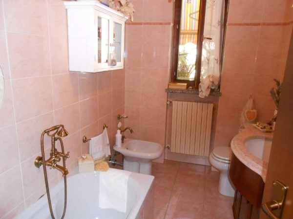 Villa in vendita a Casale Cremasco-Vidolasco, Residenziale, Con giardino, 139 mq - Foto 13
