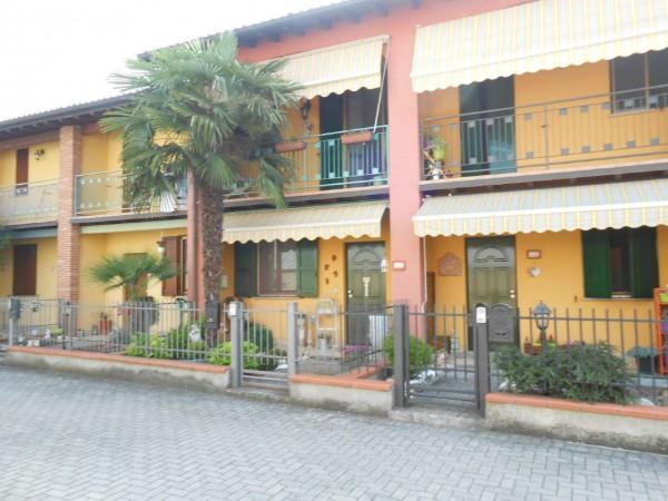 Villa in vendita a Casale Cremasco-Vidolasco, Residenziale, Con giardino, 139 mq - Foto 10