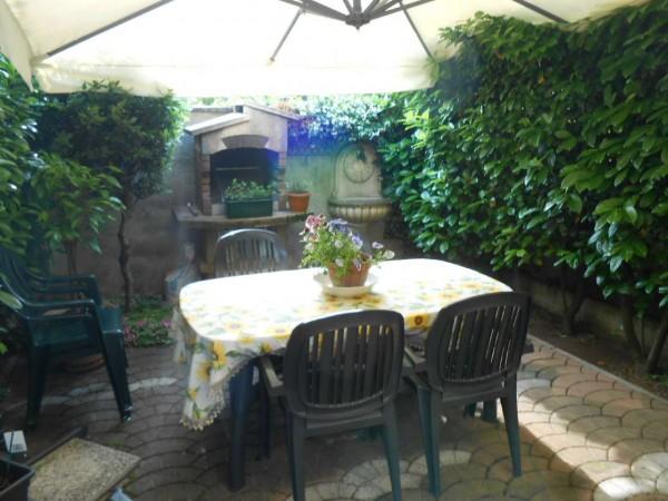 Villa in vendita a Casale Cremasco-Vidolasco, Residenziale, Con giardino, 139 mq - Foto 12