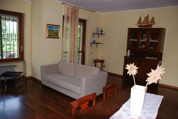 Appartamento in affitto a Vinovo, De.ga. Sud, Arredato, con giardino, 140 mq