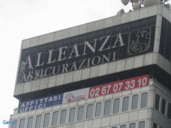 Ufficio in affitto a Milano, 380 mq
