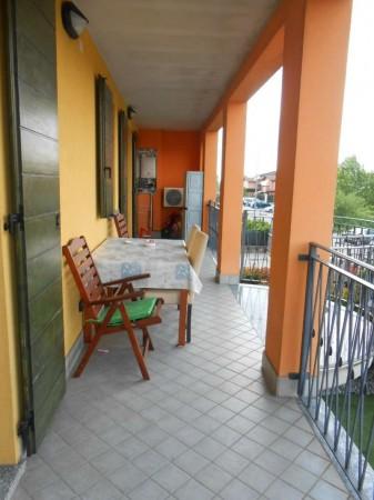 Appartamento in vendita a Trescore Cremasco, Residenziale, 80 mq
