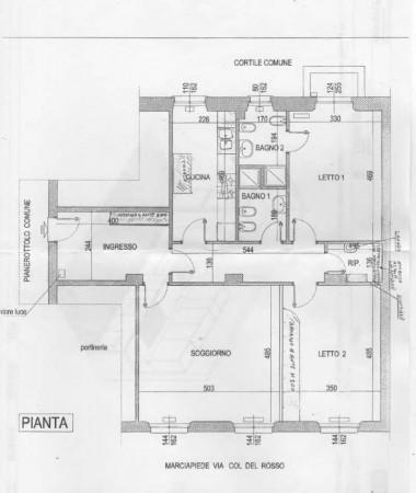 Appartamento in affitto a Milano, Bocconi, 110 mq - Foto 2