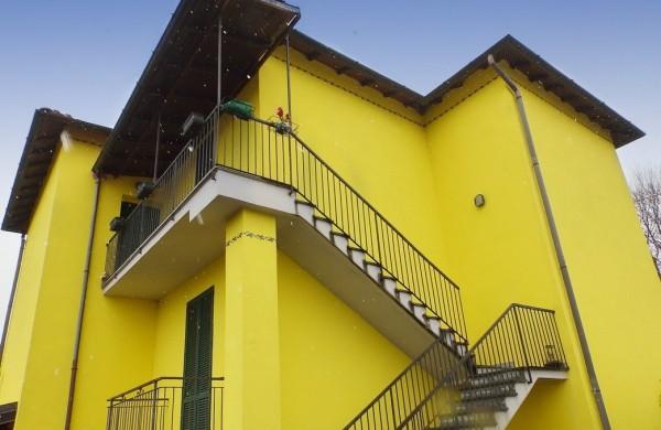 Casa indipendente in vendita a Varese, San Fermo, Con giardino, 180 mq - Foto 3