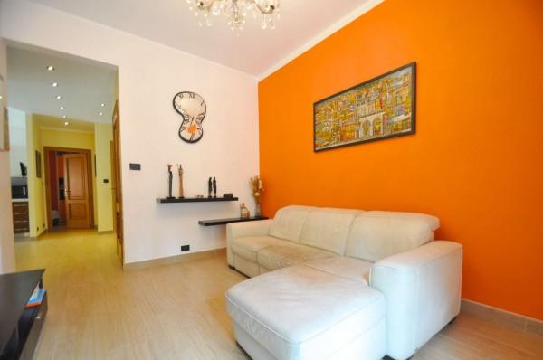 Appartamento in vendita a Genova, Sestri Ponente, 82 mq