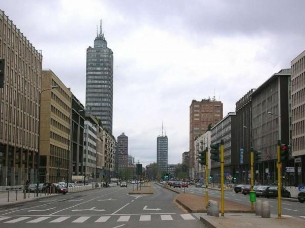 Ufficio in affitto a Milano, Centrale, 87 mq