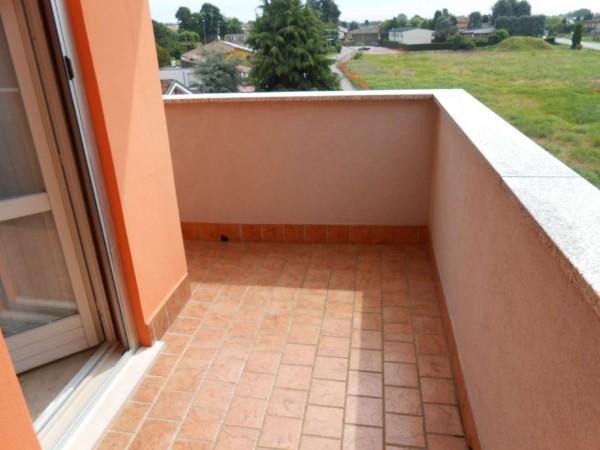 Appartamento in vendita a Trescore Cremasco, Residenziale, Con giardino, 103 mq - Foto 25