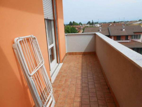Appartamento in vendita a Trescore Cremasco, Residenziale, Con giardino, 103 mq - Foto 12